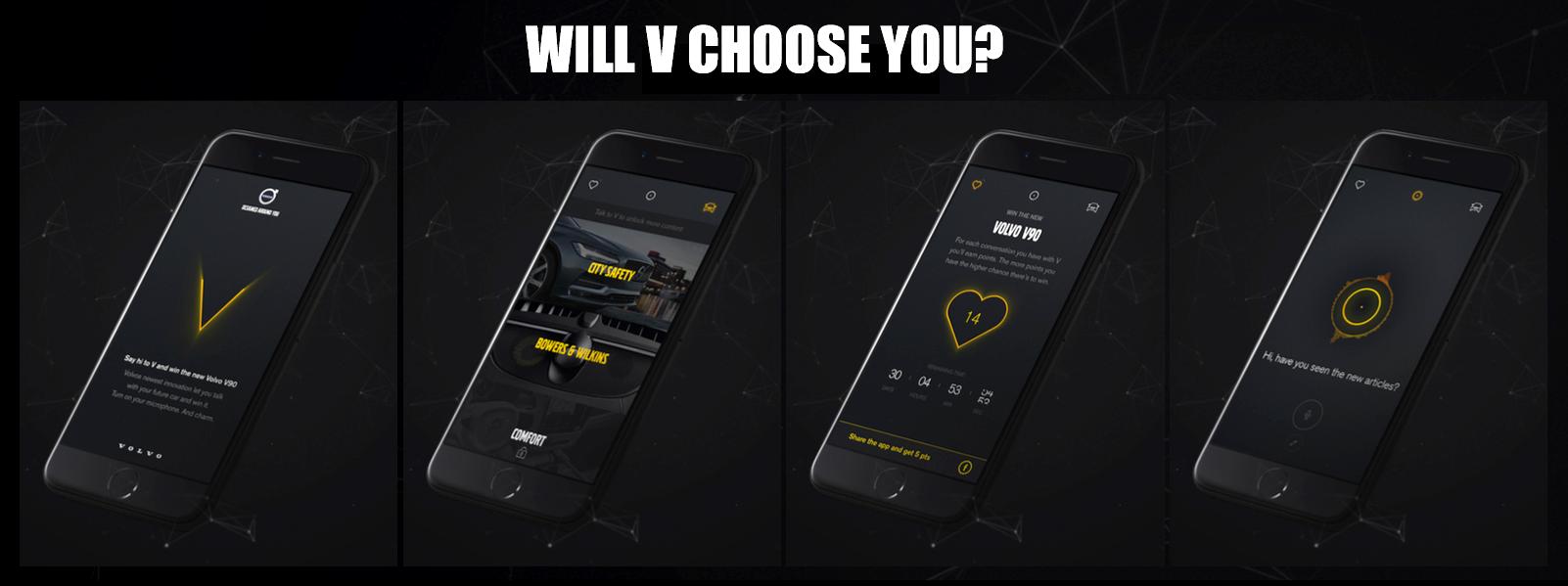 Vil V velge deg?