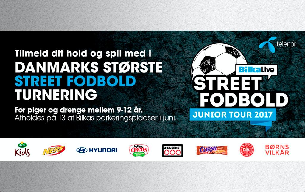 Bilka Street Tour 2017