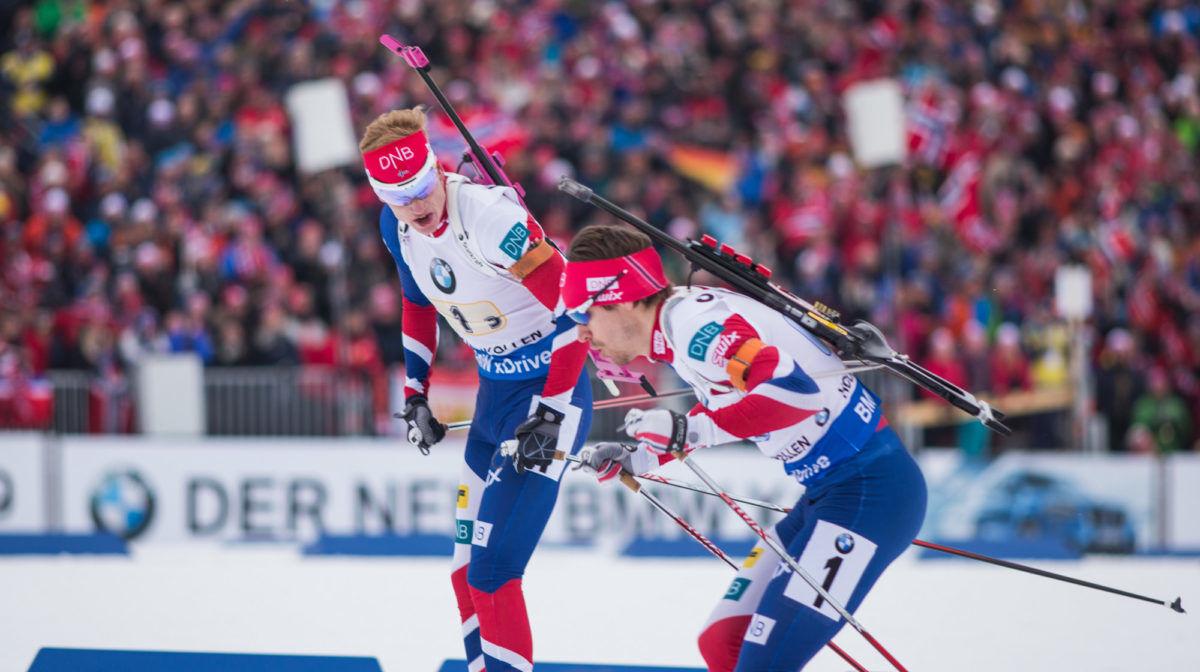 VM i skiskyting 2016