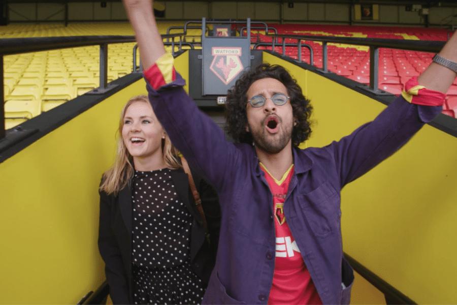 KLUBBJAKTEN – PREMIER LEAGUE SUKSESS FOR TV2 SUMO